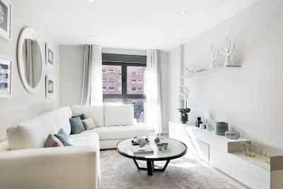 New apartments in the center of Barcelona in the district of Eixample
